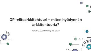 Online dating työpajat